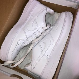 White Air Force 1